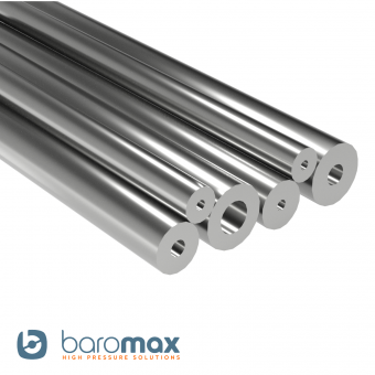 High Pressure Tubing, stainless steel