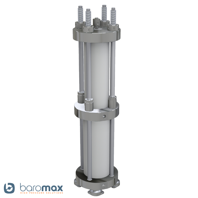 baromax GmbH | Hydraulic Intensifiers | High Pressure Solutions